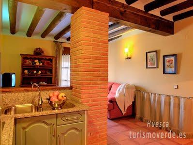 TURISMO VERDE HUESCA. Casa Sanchez de Javierre de Olsón